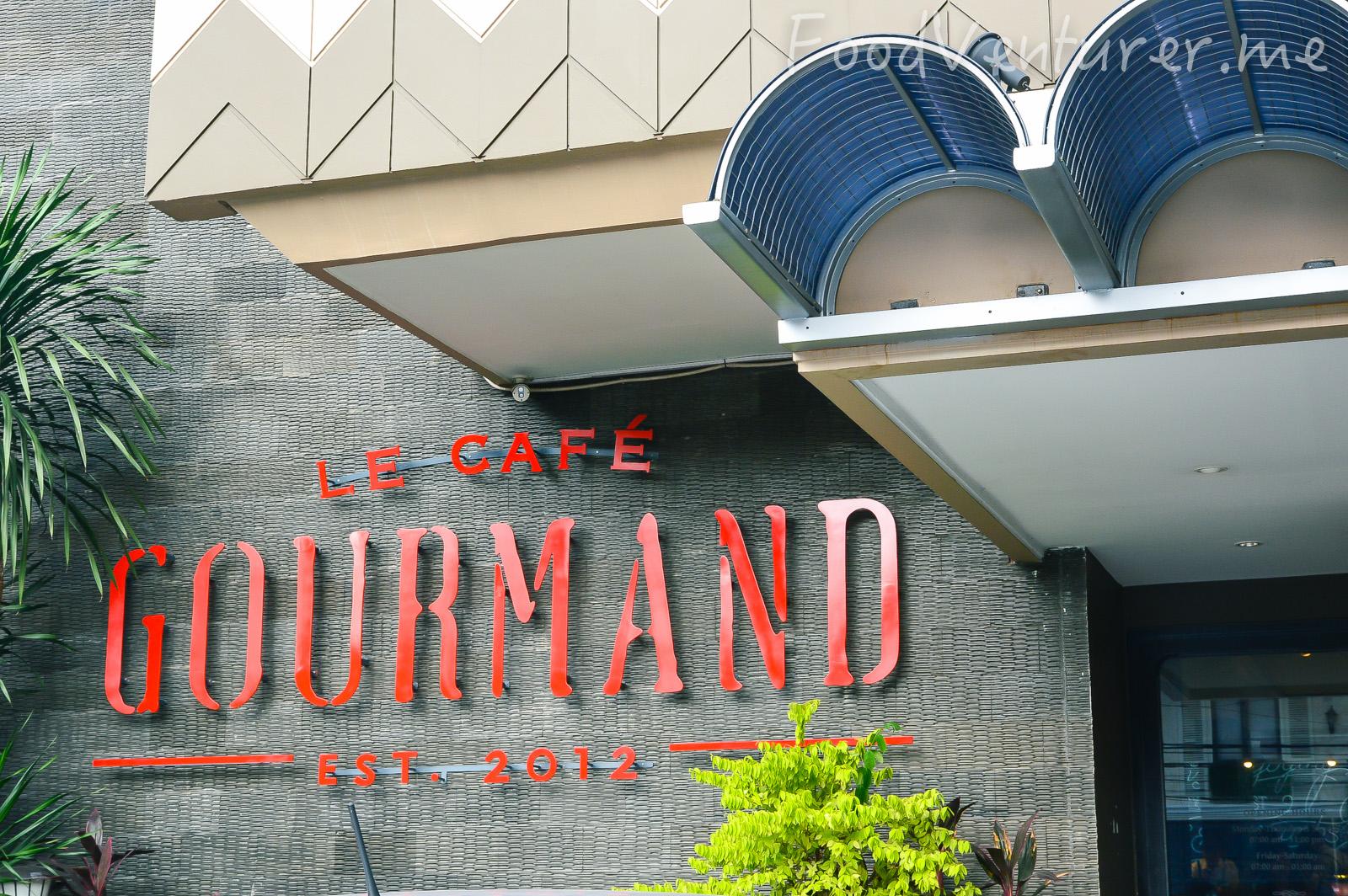 Le Cafe Gourmand, Gunawarman