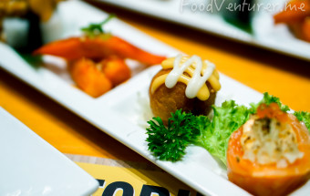 Nibbles - Tokyo Belly Grand Indonesia