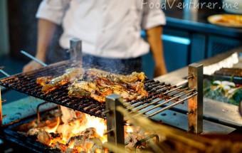 Seafood Grill - RASA Restaurant - InterContinental Jakarta