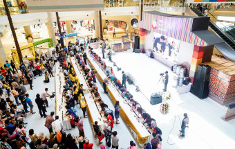K-Food Fair 2015 - Kota Kasablanka
