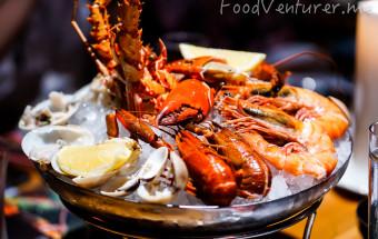 Seafood Platter - C's Steak & Seafood Jakarta - Grand Hyatt