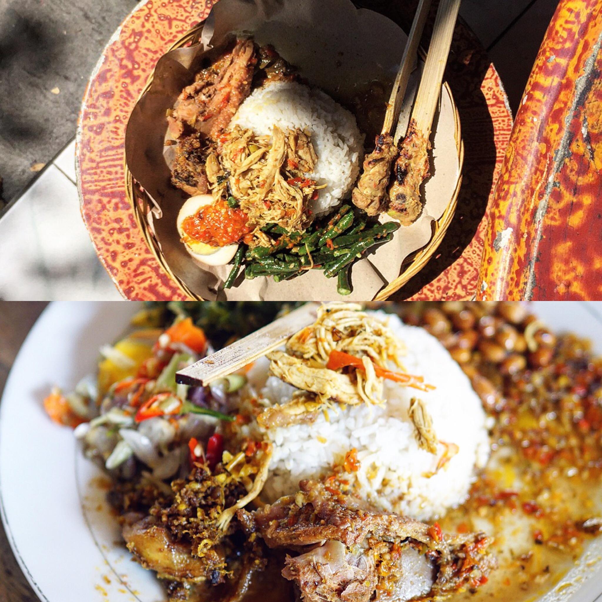 Nasi Ayam Ibu Oki - Jimbaran