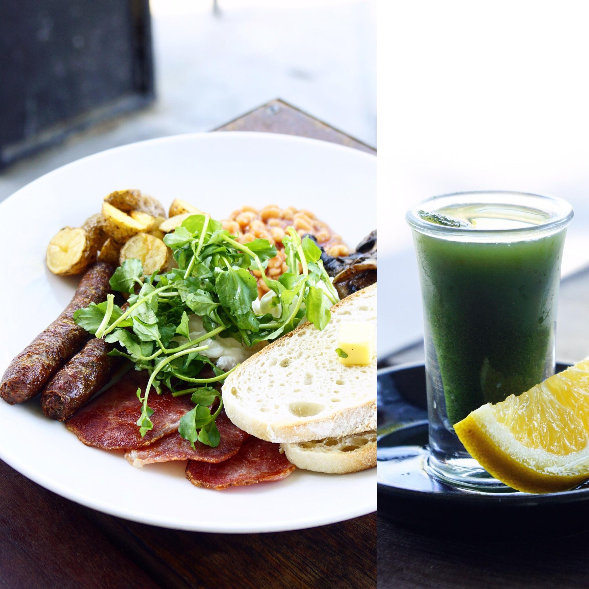 Ruko Cafe - Canggu Bali