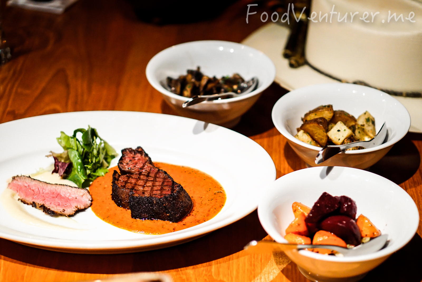 C'S STEAK AND SEAFOOD - GRAND HYATT JAKARTA