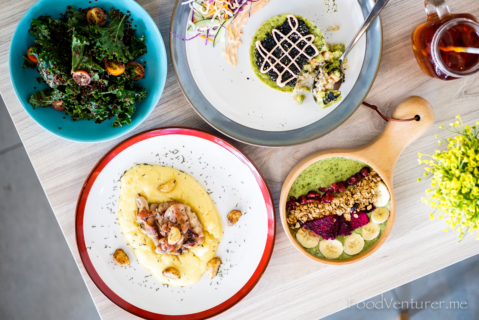 Mintly-Opened Muju Avenue with Healthy Goodness.