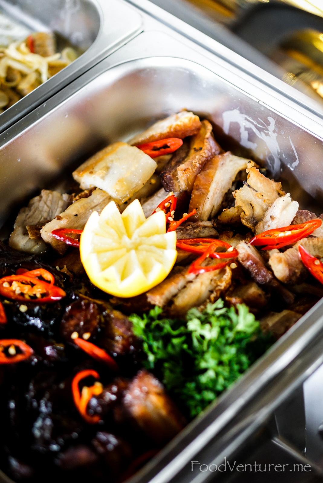 Chamber Food and Spirits Jakarta