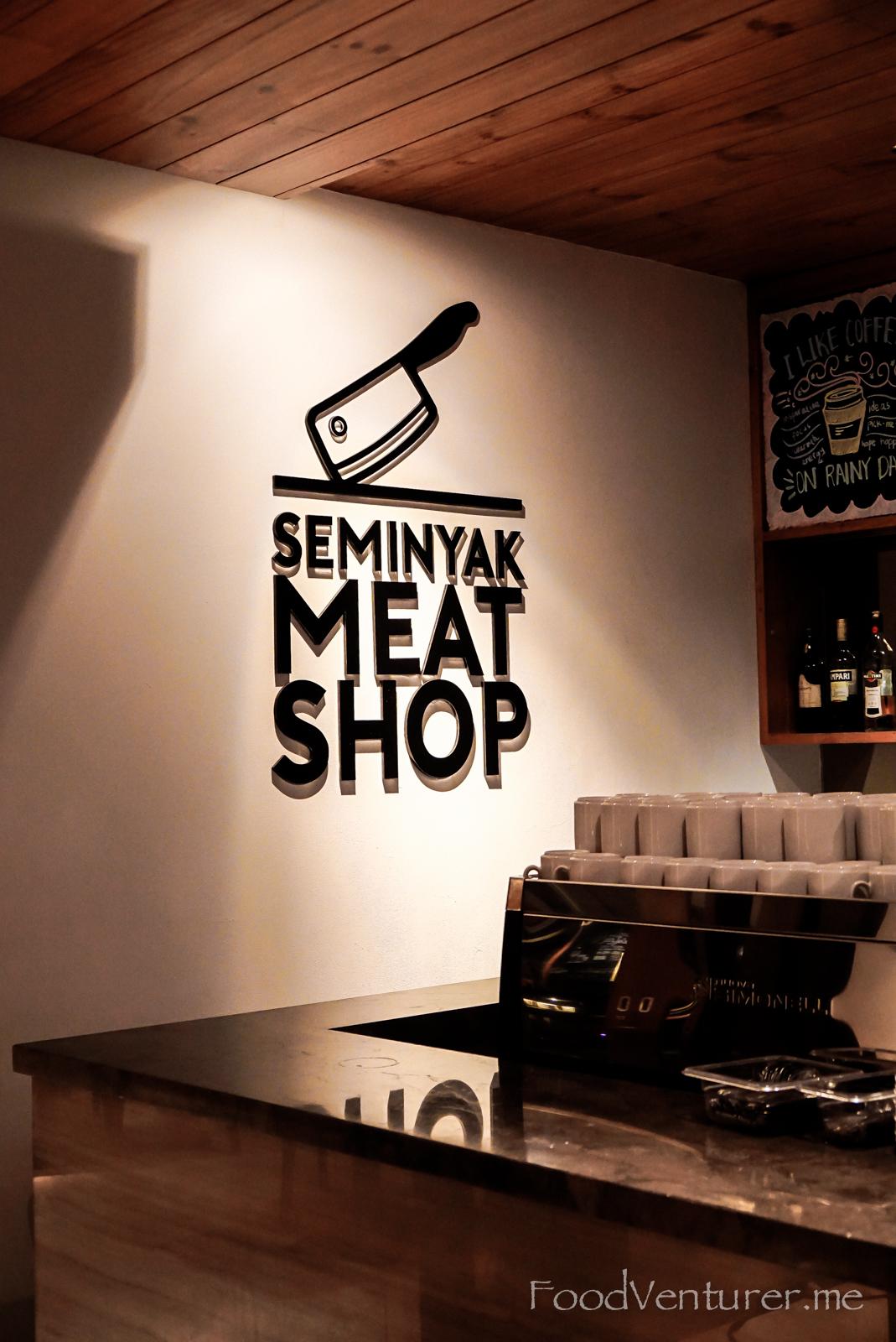 Seminyak Meat Shop - Courtyard Seminyak